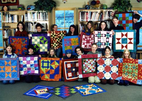 Preemie Baby Quilts