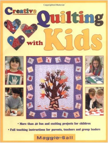 Creative Quilting with Kids