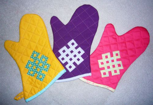 Oven Mitts - $15.00